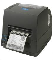 Citizen CL-S621 Label printer DT/TT Dark Grey, 200 dpi,4 ips. 8m
